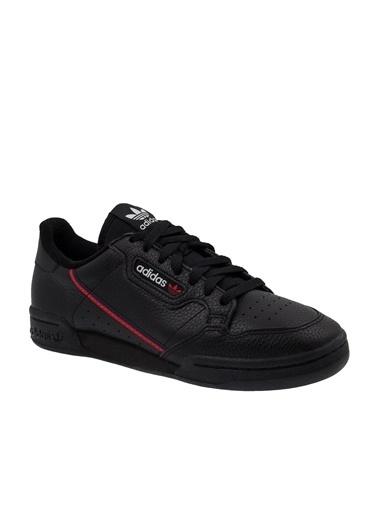 adidas Erkek Continental 80 Sneakers 279596 Siyah